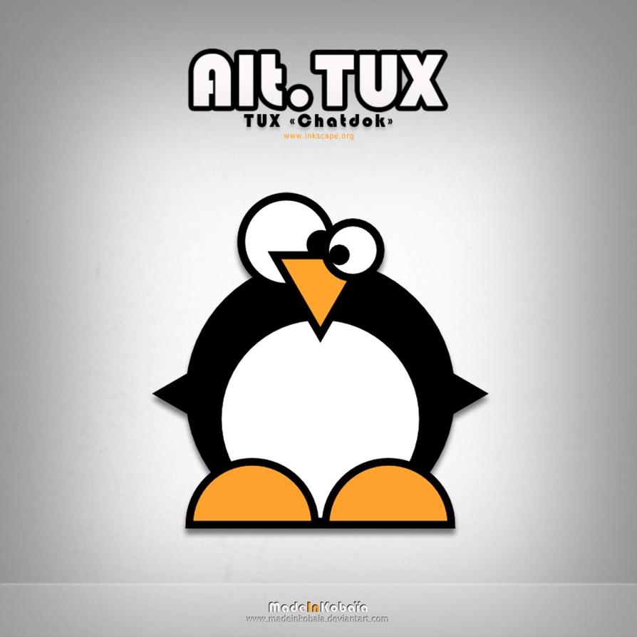 """Alt.Tux 1 : """"Tux Chatdok"""" 1.0 by MadeInKobaia"""