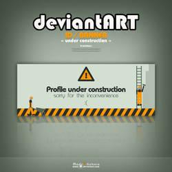 dA Banner - Under Construction