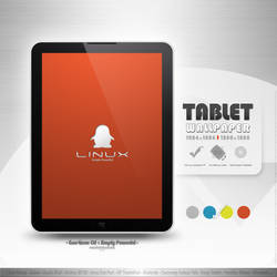 tablet wp 04 - Gnu-Linux OS : Simply Powerful by MadeInKobaia