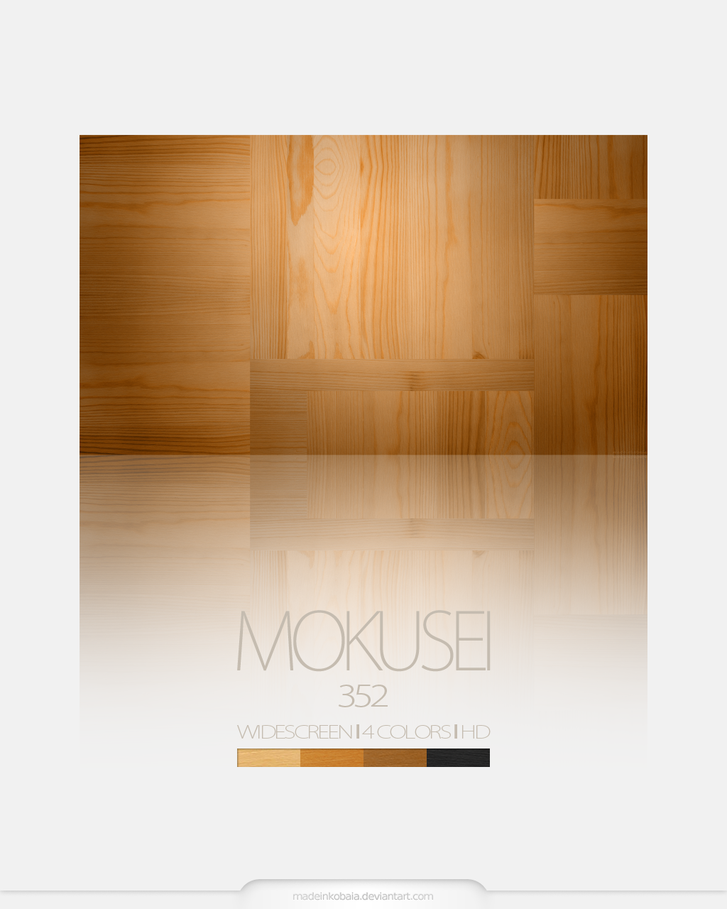 Mokusei 352 |HD by MadeInKobaia