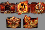 The Hunger Games folder icon