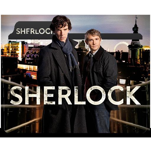 Sherlock Folder Icon By Andreas86 On Deviantart