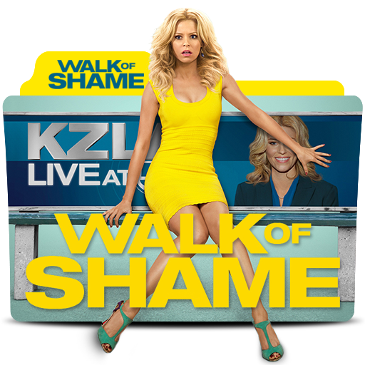 Walk of shame  folder icon by Andreas86