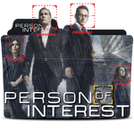 Person of Interest season 4 folder icon