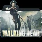 The Walking Dead Season 5 Folder Icon