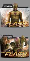 The (reverse)Flash folder icon