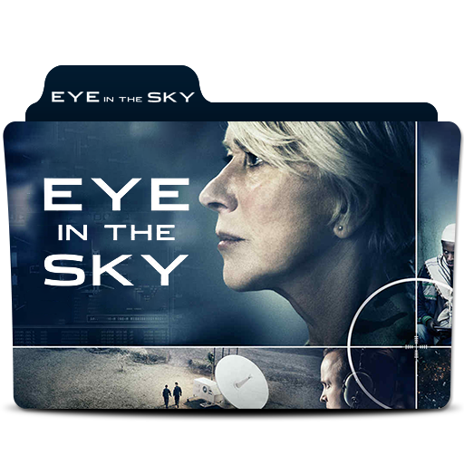 Eye In The Sky Folder Icon By Andreas86 On Deviantart