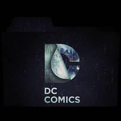 DC Comics folder icon by Andreas86