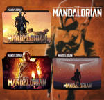 The Mandalorian folder icon