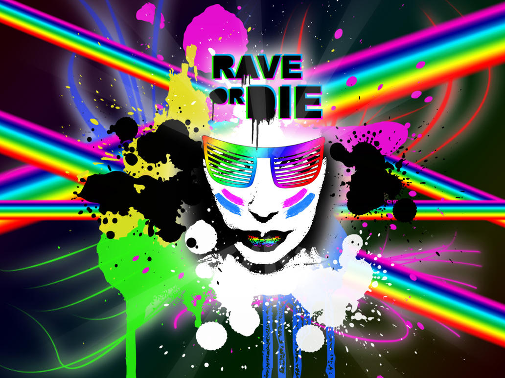 Rave Party Invitations was Amazing Design To Make Elegant Invitation Layout
