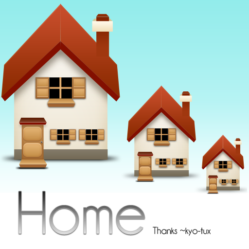 Home icon by somboo