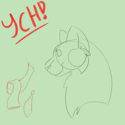 YCH EXAMPLE! by TheBlackTigerMC