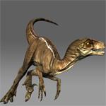 3D raptor attack animation by maccollo
