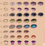 Eye steps