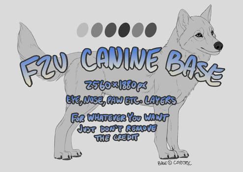 [F2U] Canine Base