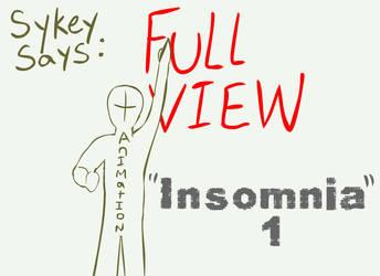 Insomnia 1 by Sykey