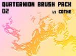Quaternion Brush Pack 02