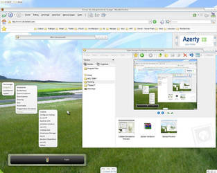 Slick your Desktop oby mynimal by tamik
