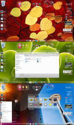 Transparency and Elegancy for Windows 7
