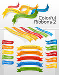 Colorful Ribbons 2