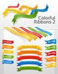 Colorful Ribbons 2