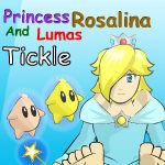 Princess Rosalina tickle game