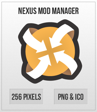Nexus Mod Manager - Icon by Hura134