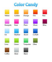 Color Candy photoshop style by Ashung