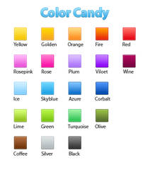 Color Candy photoshop style