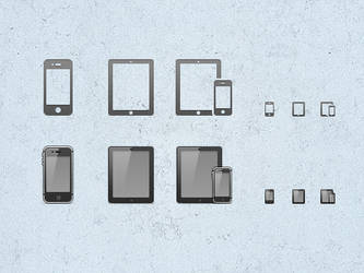 iOS devices icon by Ashung