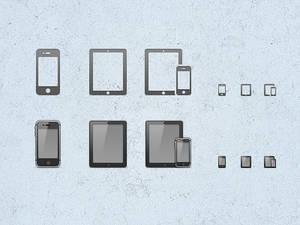 iOS devices icon