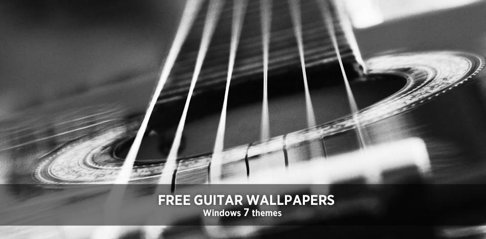 Guitar Wallpaper ( Black And White ) By Zakzak008 On