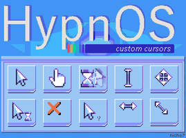HypnOS Windows Cursors