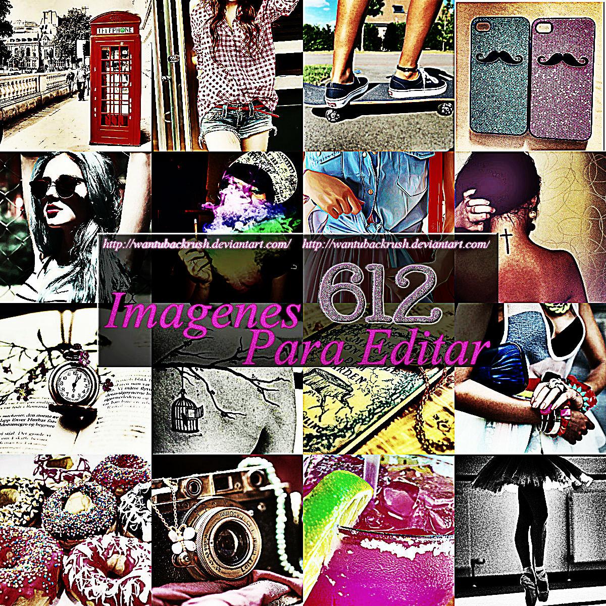+Megapack Fotos Para Editar o Para Novelas. by WantUBackRush
