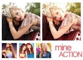 Action mine. by MyloveRobsten