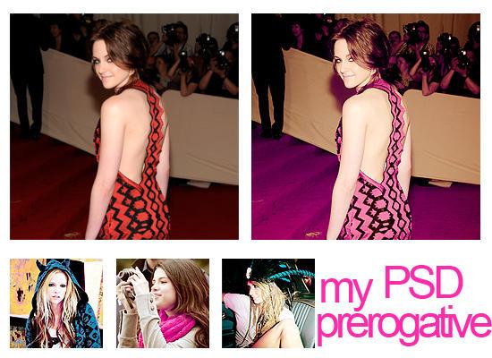 Psd my prerogative. by MyloveRobsten