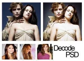 Psd decode. by MyloveRobsten
