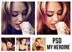 Psd my heroine.