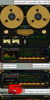 ZDL ANALOG STUDIO-5  WINAMP-5 by mikezee