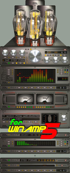 ZDL AUDIOPHILE-5 for WINAMP-5 by mikezee