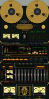 ZDL 6-trk Reel-To-Reel Machine by mikezee