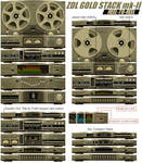 ZDL GOLD STACK REEL-TO-REEL
