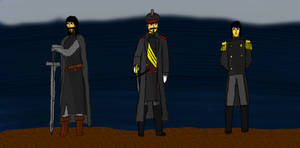 The Carolus Legacy - Character Concept