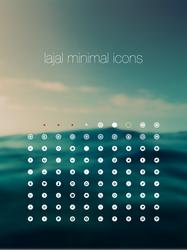 Lajal Minimal Icons by lajalousie