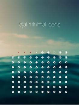Lajal Minimal Icons