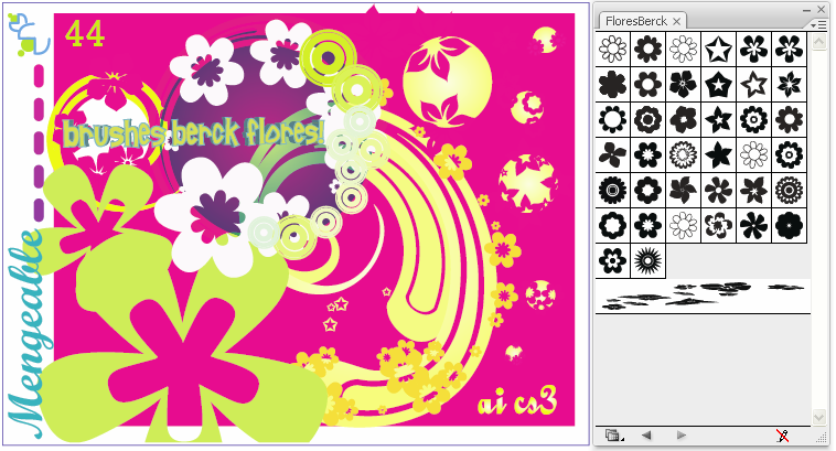 Flores.1 by Cherryflip
