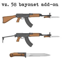Amd 65 Bayonet