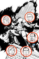 Batman Telltale Sins #5 cover by Raffaele-Ienco
