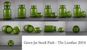Green Jar Stock Pack