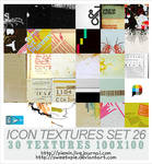 Icon Textures set 26 by sweetxpie